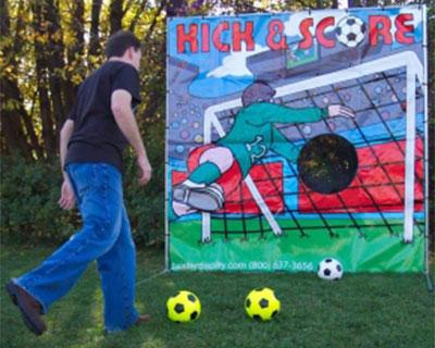 Kick Score Soccer