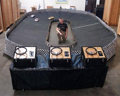 Micro Reality Racing