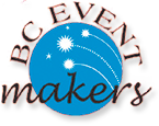 BC Event Makers Logo